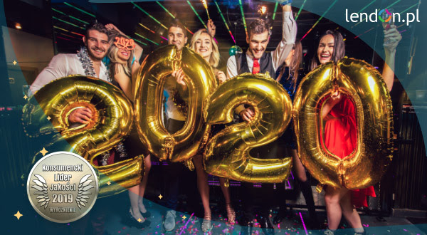 Promocyjna pożyczka na Nowy Rok!