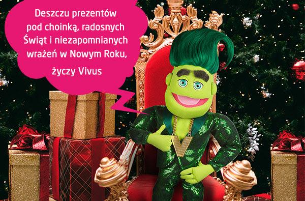 Vivus wesołych świąt