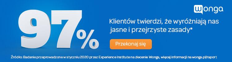Wonga 97%